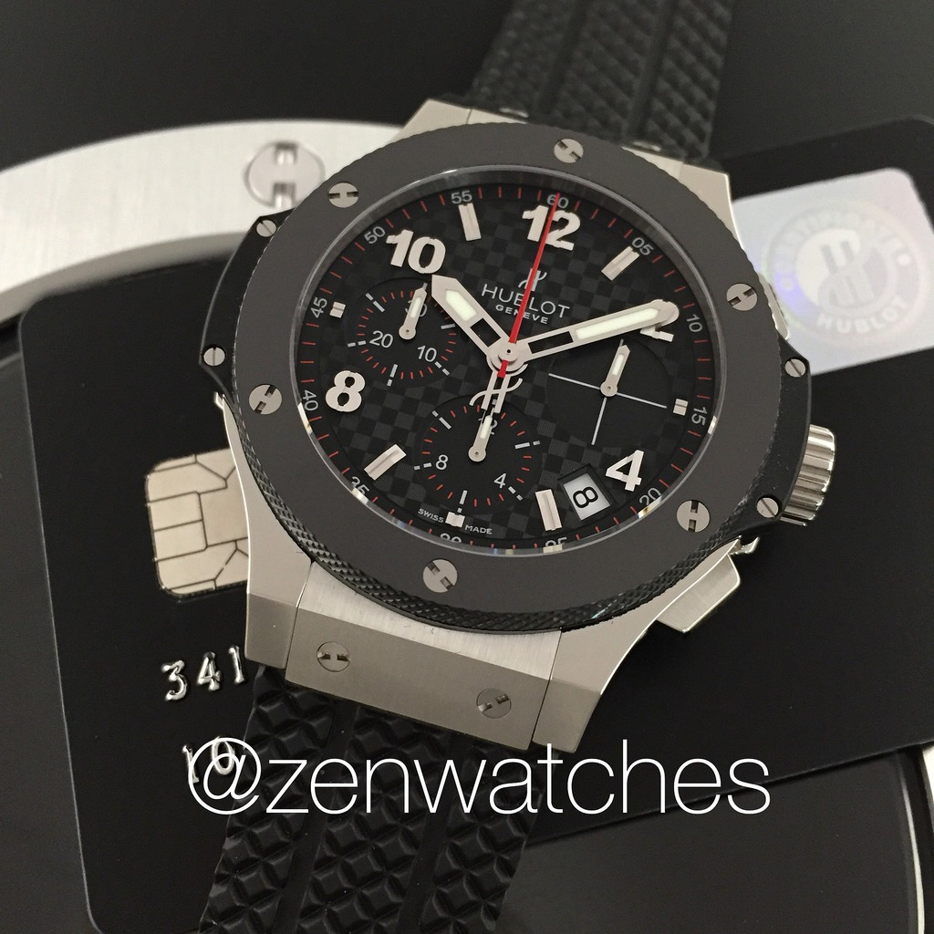 Hublot 41mm Steel