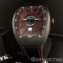 fm vanguard v45 sc dt red dial