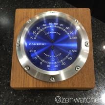 panerai pam 256 hygrometer thermometer