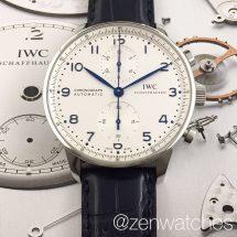 IWC Portuguese Chronograph Ref.IW371446 Automatic