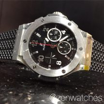 Hublot Big Bang Black Dial Chronograph 44mm