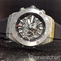 Hublot Unico Titanium FlyBack Chronograph 45mm